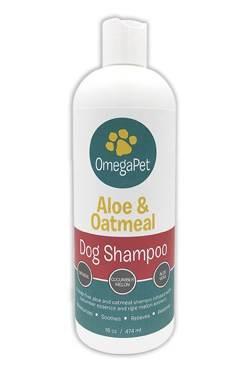 Oatmeal Dog Shampoo