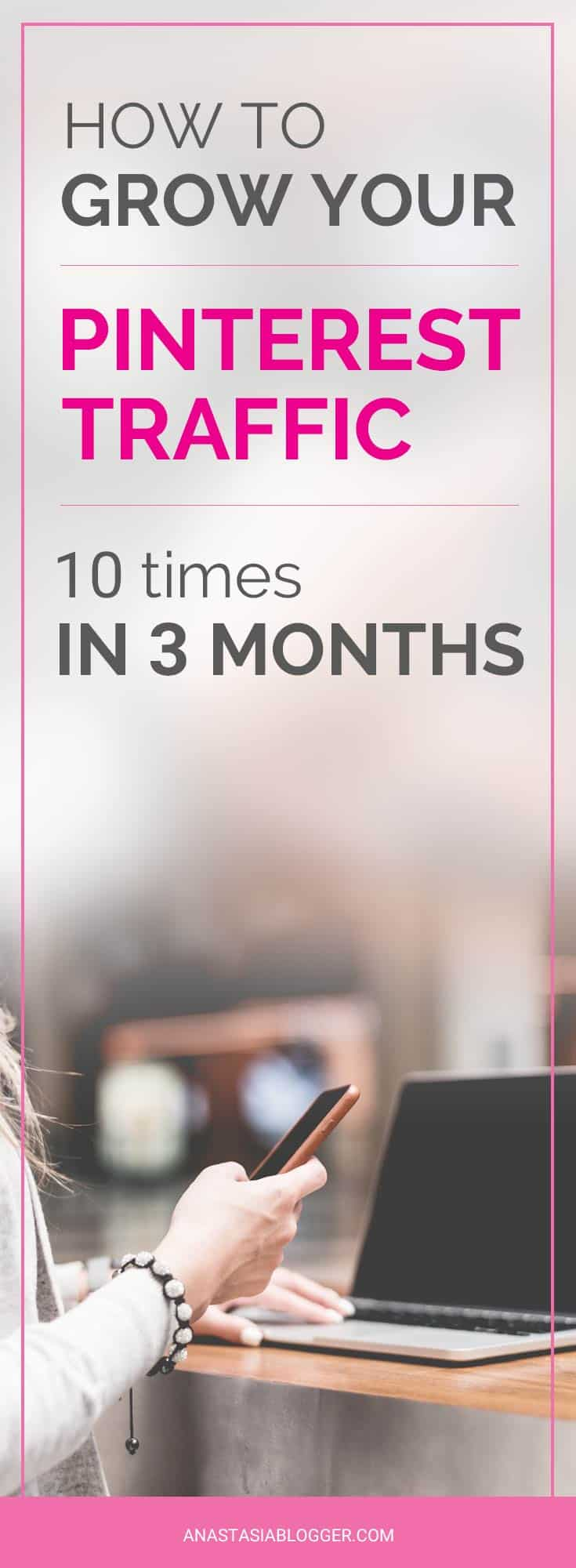 How her Pinterest Traffic has Grown 10 times in just 3 months? Pinterest Tips and Tricks – how to use Pinterest to grow your blog traffic 10 times? Pinterest Tips for Bloggers and Pinterest tips for business!