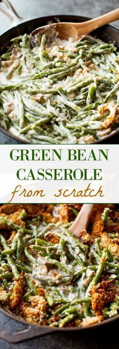 25 Best Thanksgiving recipes for dinner party! Are you hosting Thanksgiving this year? Creamy Green Bean Casserole. Get your cooking inspiration in Thanksgiving food, side dishes, find some stuffing recipes for Thanksgiving.