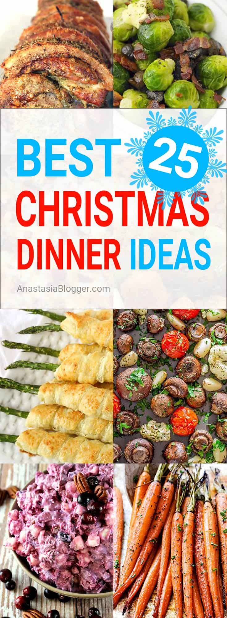 christmas menu ideas australia