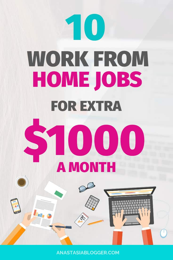 Dreaming to Work from home in 2018? Check this list of legitimate work from home opportunities, work from home jobs including work from home data entry, virtual assistant, online surveys, captioner, call center. Work from home worldwide or in the US, Canada, UK and other countries!