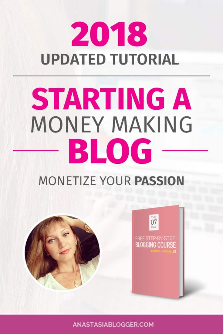 Need a step-by-step guide on how to start a blog on WordPress? Follow this tutorial and start blogging today! Get a profitable blog with no technical skills. How do you start your own blog for free? How bloggers get paid – and other questions answered in this guide.