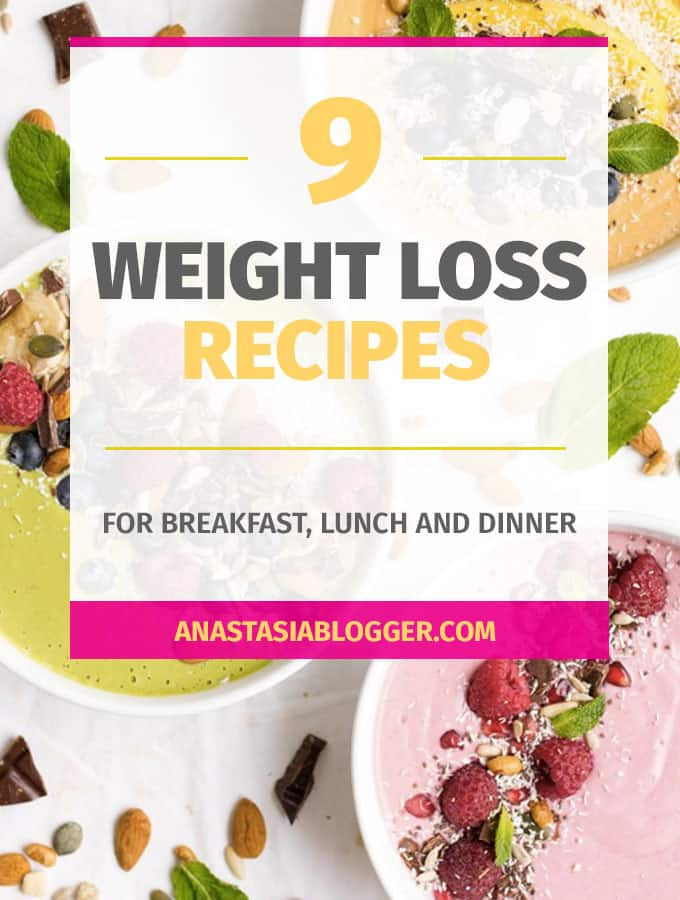 Check These 9 Easy Weightloss Recipes For Breakfast Lunch And Dinner Are Healthy