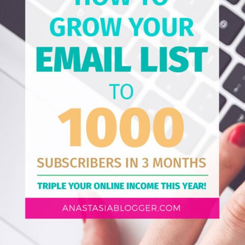 How to Build an Email List of 1000 in 3 Months - 2021 Best Strategies