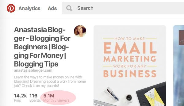How to grow Pinterest Traffic to a blog