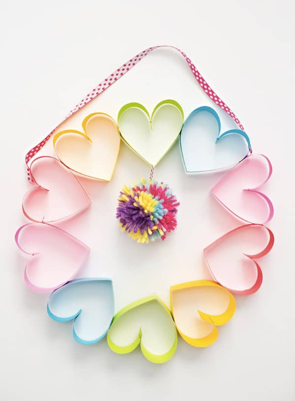 Stunning But Easy Valentine Craft Ideas For Kids