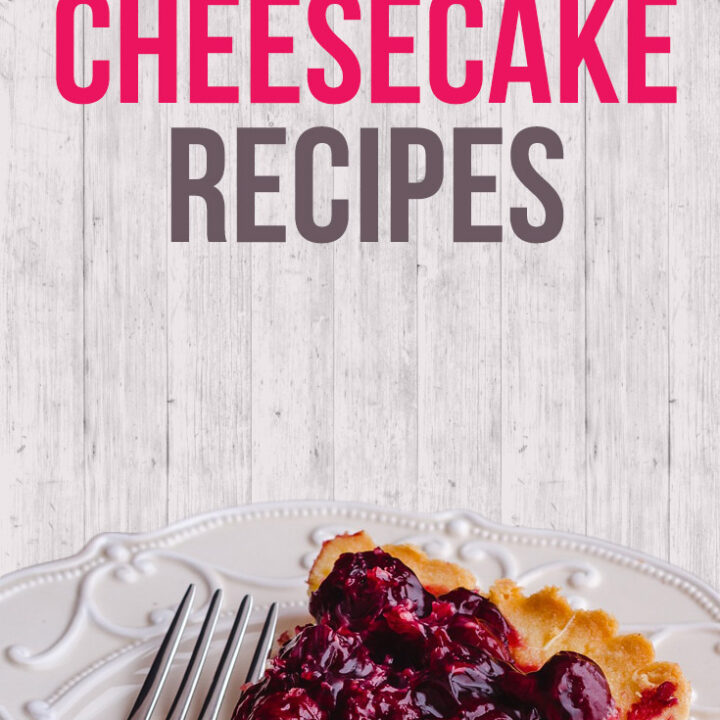 Low Carb Cheesecake Recipe - TOP-10 Easy Bites or No Bake Keto Recipes