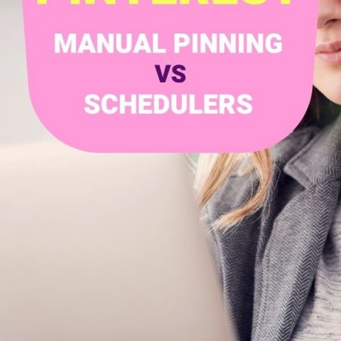 Pinterest Marketing tips: Learn what is manual pinning and how you can use both manual and scheduled pinning to drive tons of free traffic from Pinterest to your blog or website #pinterest #pinterestmarketing #pinteresttips #socialmedia #socialmediamarketing #blogging #bloggingtips
