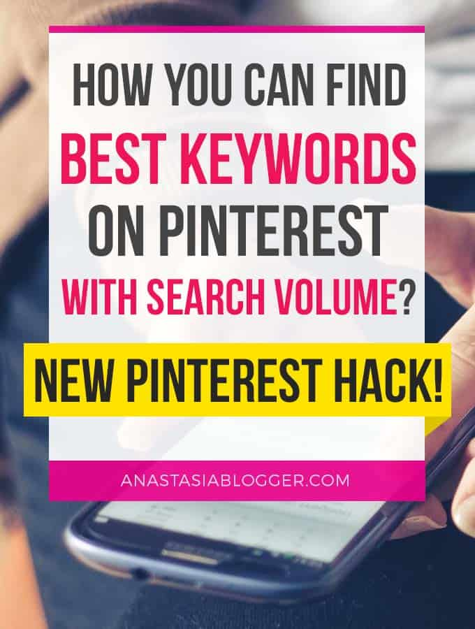 Pinterest Keyword Research is now more accurate - check how you can find the monthly search volumes for keywords on Pinterest using Pinterest's own tools available and free for everyone!