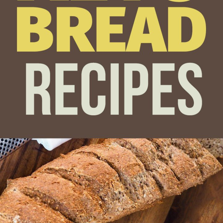 6 Best Easy Keto Bread Recipes - Low Carb Bread For Ketogenic Diet