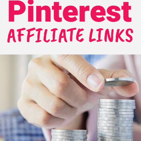 How to Make Money with Pinterest Affiliate Links. Check out the worst mistakes you probably make with Pinterest Affiliate links. Get the best Pinterest Affiliate Tips in one place!