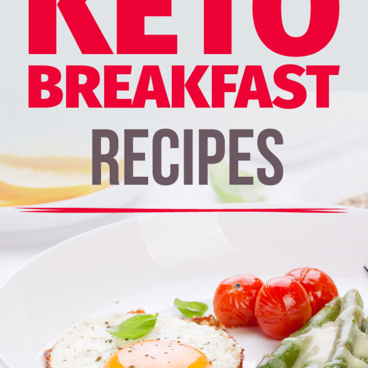 Keto recipes. 8 Easy Keto Breakfast to start burning fat. Keto Breakfast on the go, Keto breakfast make ahead recipes. Eggs cooked in creative ways are the basis of your breakfast on a Ketogenic diet. But it's not eggs only! You can have a no eggs Keto breakfast with muffins.