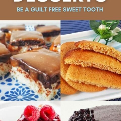 12 Easy Keto Dessert Recipes - Keep Ketogenic Diet with No Guilt!