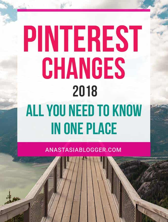Pinterest Changes 2018: New Interface and Algorithm Updates by Year