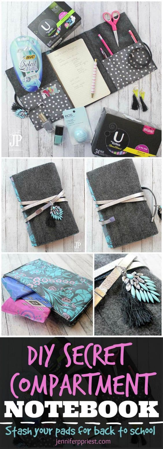 Back to school DIY ideas. Theseback to school DIY ideas and projectswill definitely help put you put your thoughts and everything else together. Some people are organized by nature, but a lot more people need to work on getting a better organization with the help of tools like bullet journals, planners, binders.