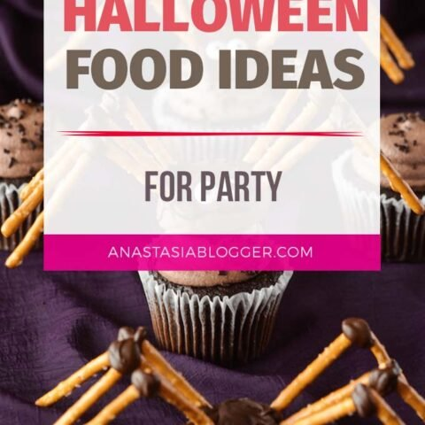 Halloween Food Ideas for Kids - Halloween Treats for a Party