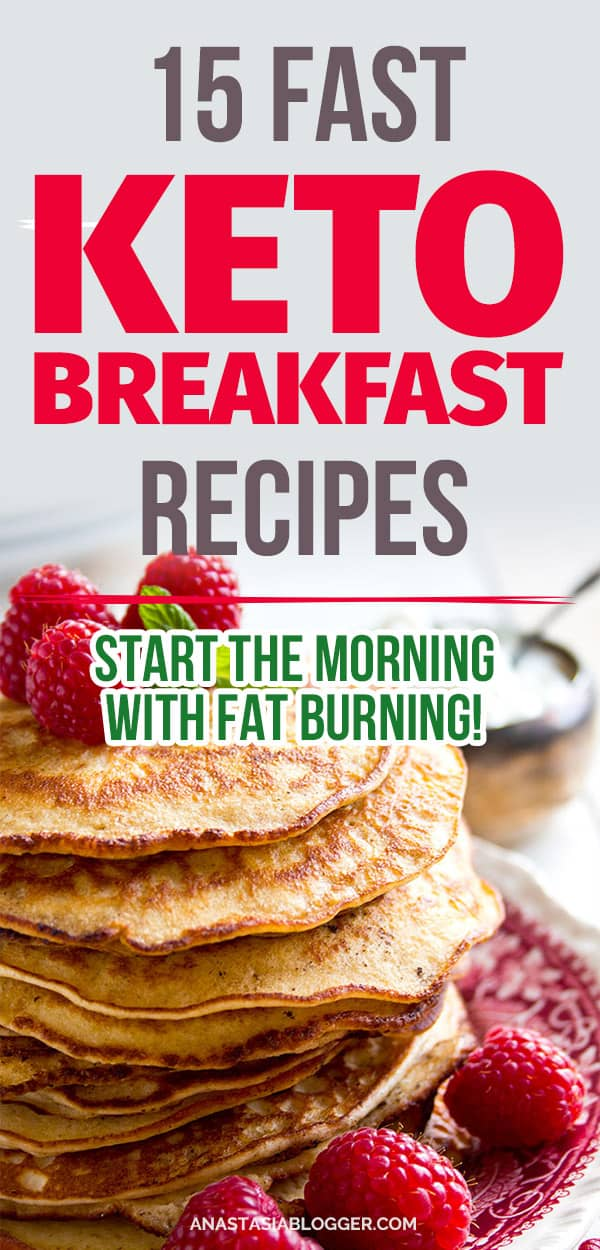 Quick Keto Breakfast On The Go 15 Top Ideas For Fat