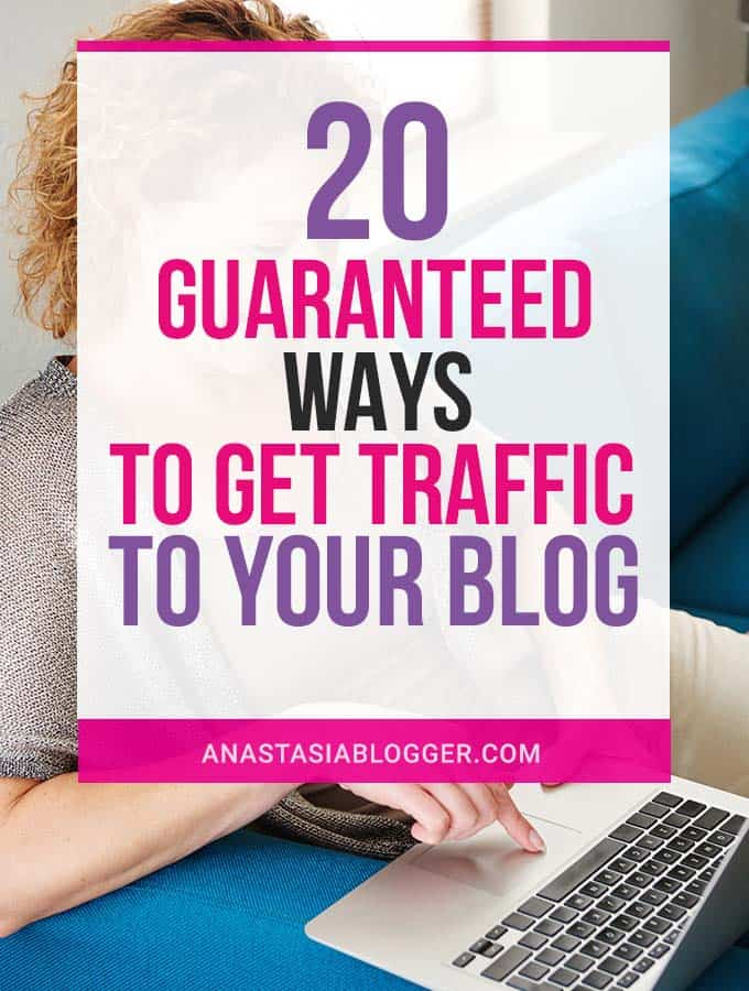 One of the biggest challenges for most of the bloggers is getting traffic. Learn from this post about twenty guaranteed ways to get traffic to your blog