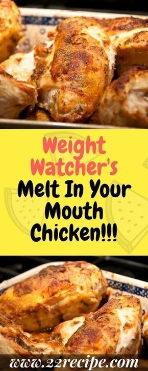 Easy Weight Watchers Chicken Recipes with SmartPoints. Save the best easy weight watchers chicken recipes with SmartPoints to your board on Pinterest and try these recipes at any time later! #weightwatchers #weightlossrecipes #diet #recipes #food #chicken #chickenfoodrecipes #smartpoints