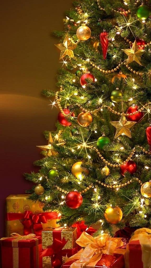 Christmas Wallpapers for iPhone - Best