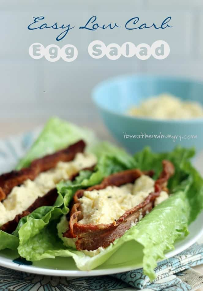 10 Keto Egg Salad Recipes Easy And Quick Low Carb Salad
