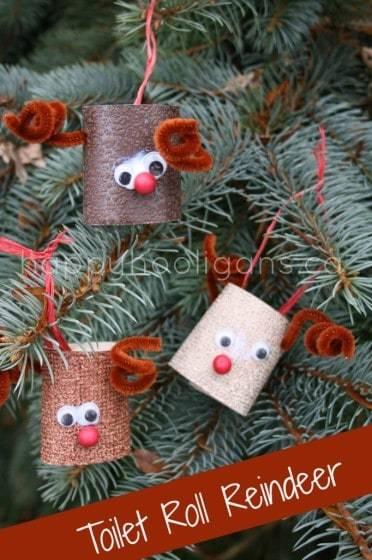 Diy Christmas Ornaments Ideas 32 Easy Elegant Ornaments From Pinterest