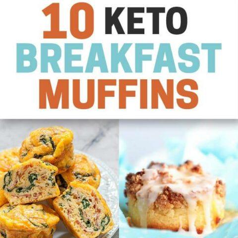 10 Keto Breakfast Muffins - How Do You Make Keto Muffins?