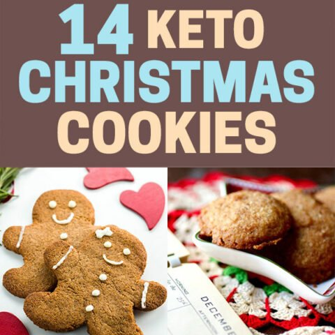 Keto Christmas Cookies - Best Keto Xmas Cookies to Try this Year! Can you survive through the holiday season while staying in Ketosis? This collection of amazing Keto Christmas Cookies will be your salvation! #christmas #xmas #cookies #recipes #dessertfoodrecipes #desserts #food
