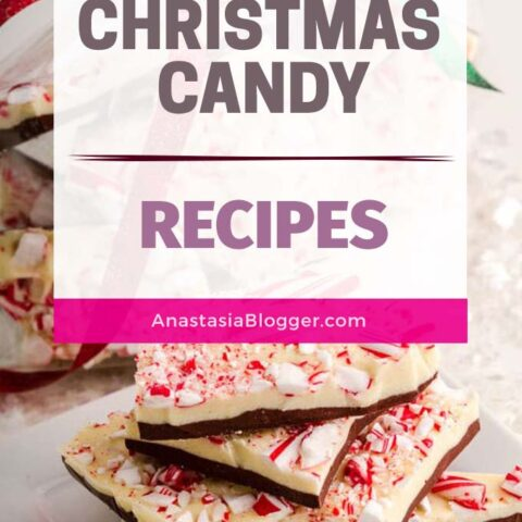 12 Best Christmas Candy Recipes - Easy Homemade Christmas Candies