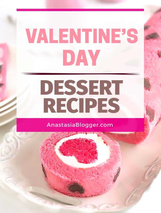 22 Easy Valentines Day Dessert Recipes Romantic Desserts For Two