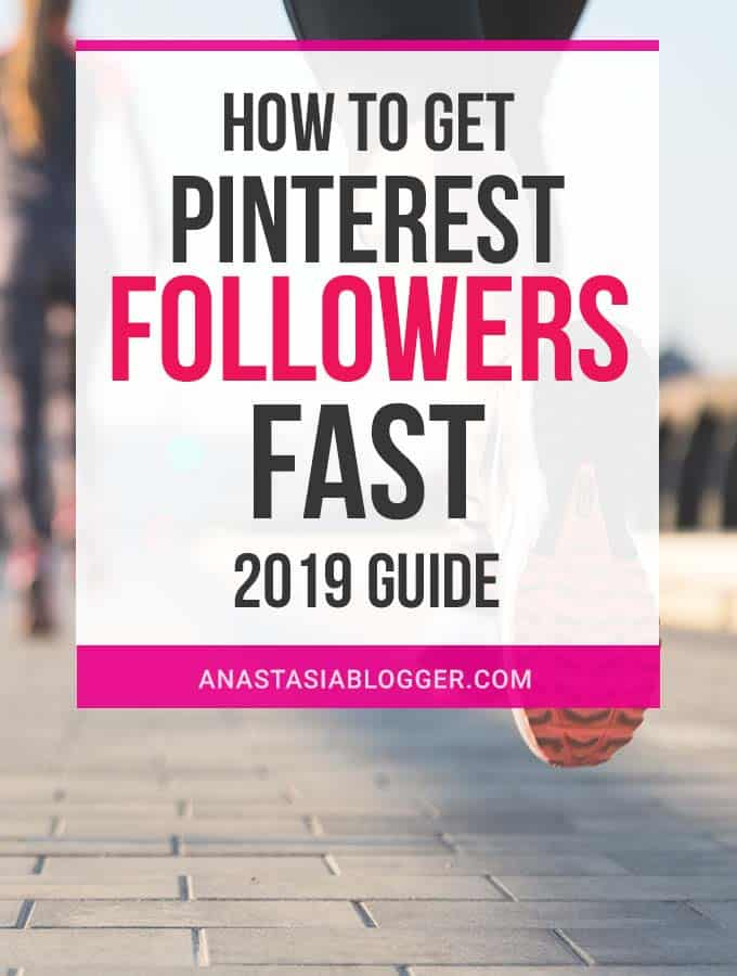Pinterest is a great tool for generating traffic, leads and email subscribers. And the question that worries any beginner is how to get Pinterest followers fast. I would add here another question which most of you are not asking because you assume more followers = more traffic from Pinterest. This is not necessarily true, but more on this later in the post. #pinterest #pinterestmarketing #pinteresttips #socialmedia #socialmediamarketing #blogging