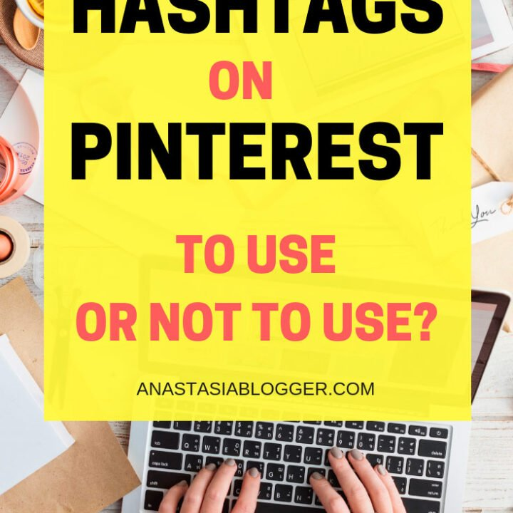 How to Use Hashtags on Pinterest (2021 Ultimate Guide)