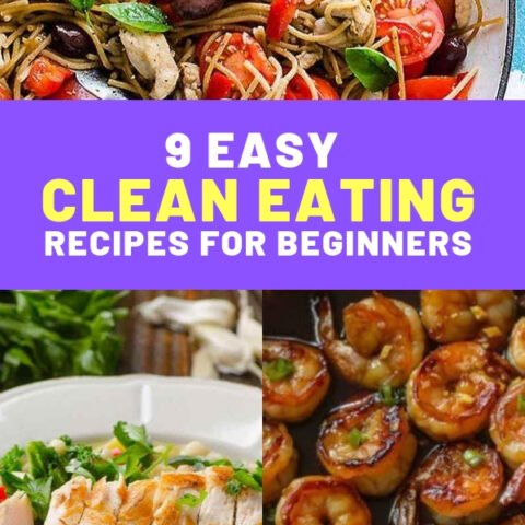 12 Weight Loss Recipes - Easy Clean Eating Weight Loss Recipes