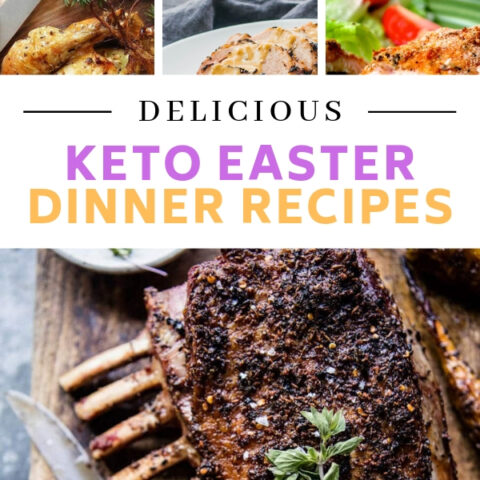 Ketogenic Recipes, TOP-10 Dinner Ideas for your Keto Diet