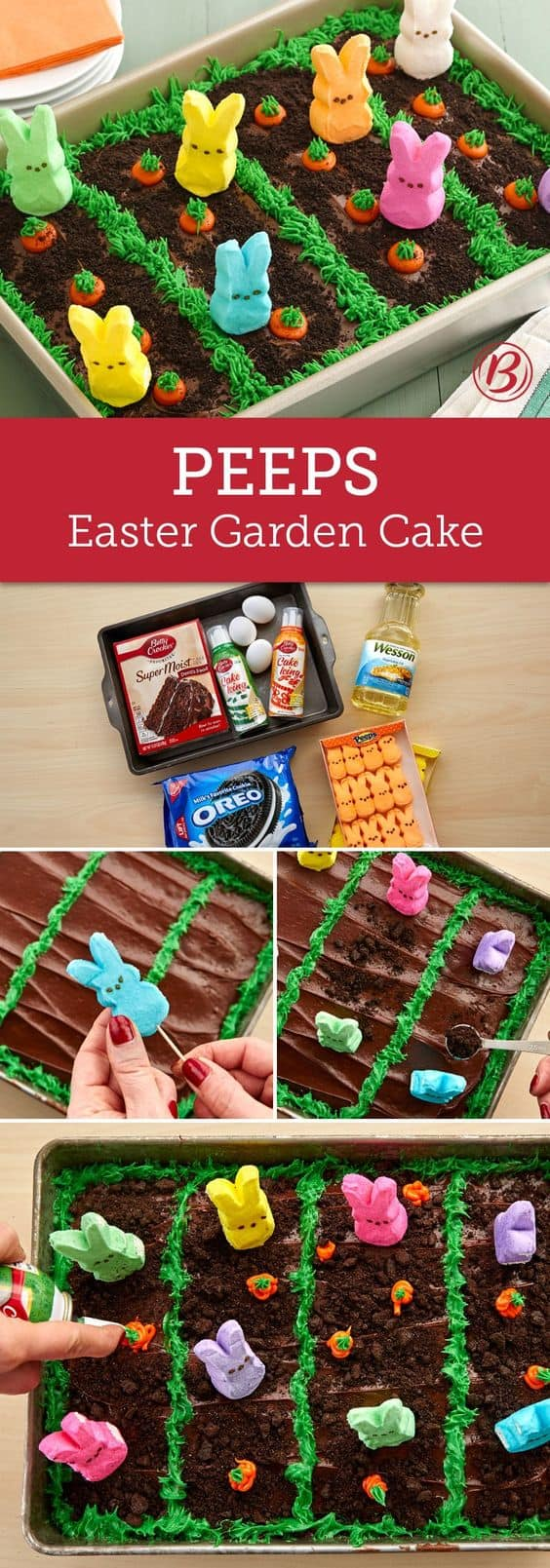 14 Easy Easter Dessert Recipes Best Ideas For Kids And For A Crowd