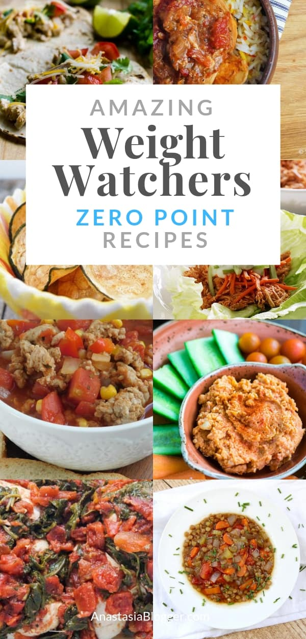 Looking for 0 (Zero) point Weight Watchers recipes? Check this great collection of Freestyle WW meals - ideal for lunches and dinners.