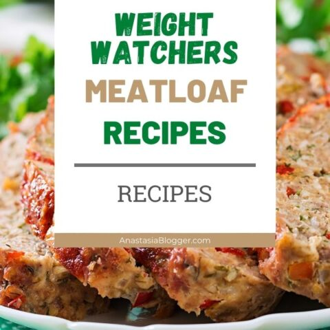 8 Weight Watchers Meatloaf Freestyle Recipes with SmartPoints