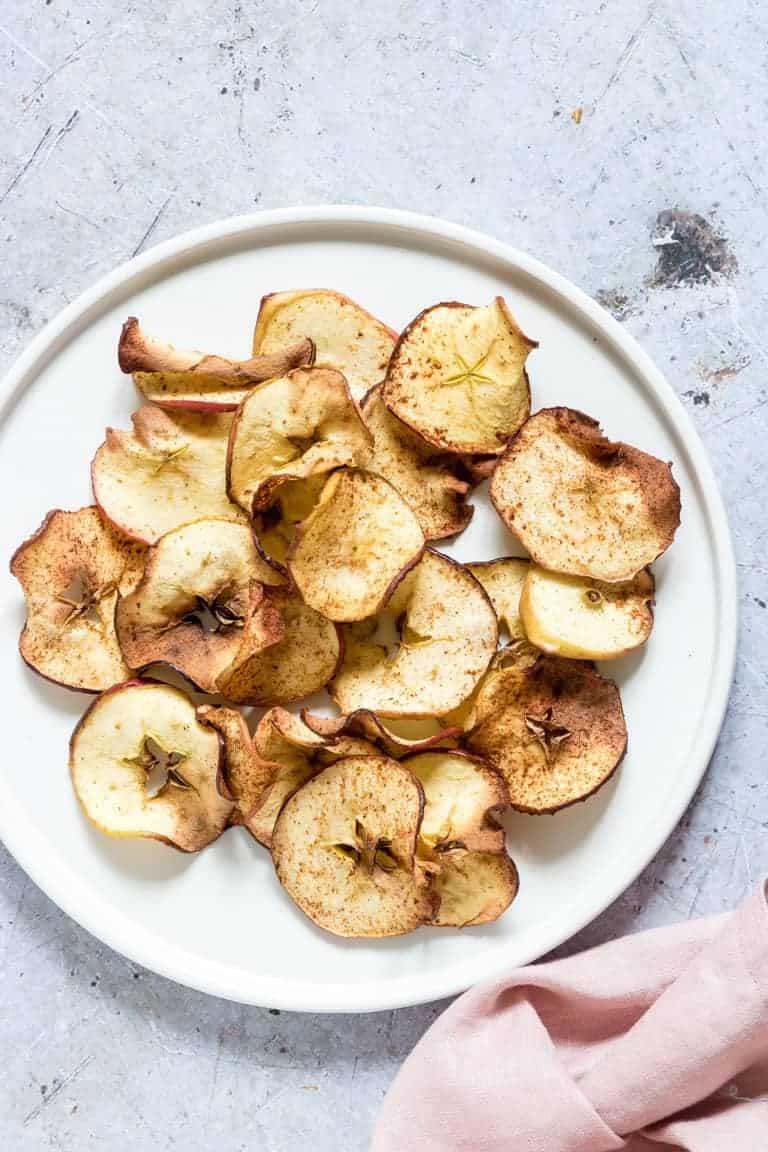 Air Fryer Weight Watchers Apple Chips