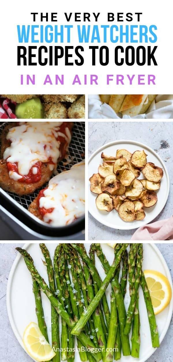 The Best Weight Watchers Air Fryer Recipes