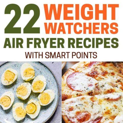 22 Best Weight Watchers Air Fryer Recipes - WW Air Fryer Recipes