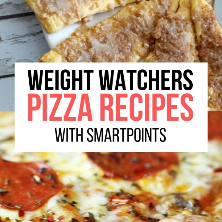 9 Weight Watchers Pizza Recipes with SmartPoints - WW Freestyle