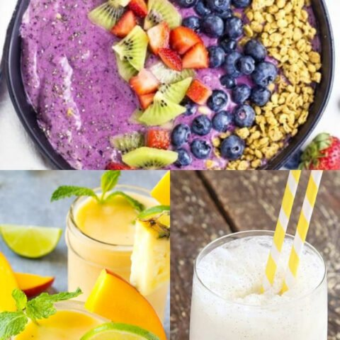 16 Weight Watchers Smoothies Smartpoints for a Freestyle WW Breakfast