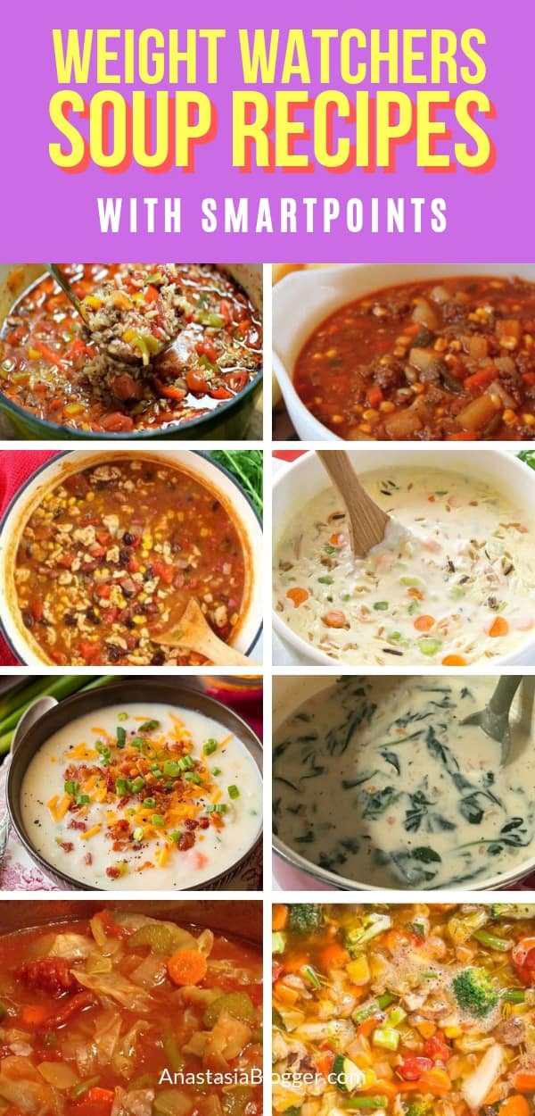 Weight Watchers Soup Recipes