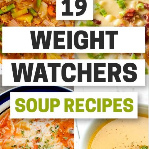 19 Weight Watchers Soup Recipes with Smartpoints - Easy WW Freestyle Soup
