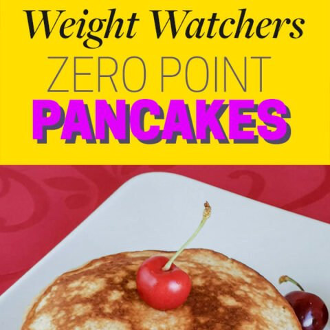 Best Weight Watchers Pancakes Recipes - Freestyle WW Pancakes with Smartpoints