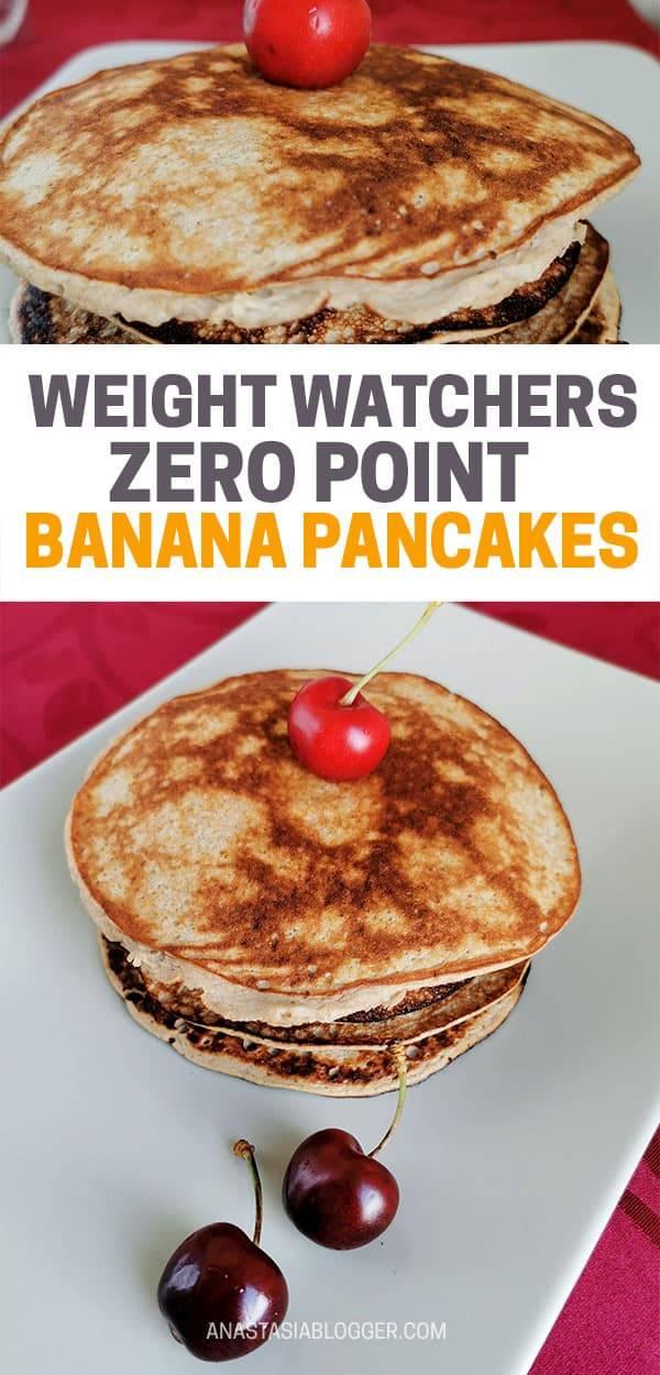 Weight Watchers Pancakes Recipes
