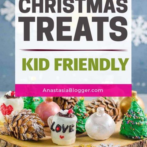 Healthy Christmas Treats for Kids - Easy Homemade Recipes for Kids Party