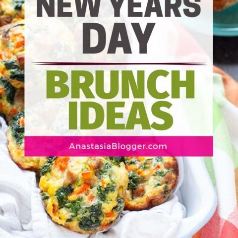 New Year's Day Brunch Ideas - 15 Best Recipes to Start Your New Year!