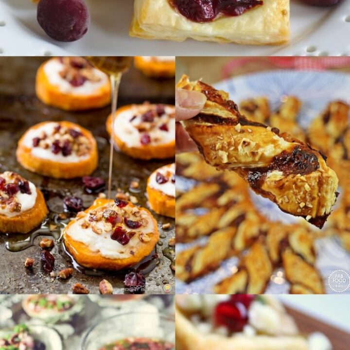 15 Best Holiday Appetizers - Easy Recipes of Crowd Pleasers for Party