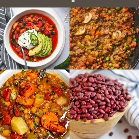 20 Best Dried Beans Recipes & Lentil and Pea Recipes
